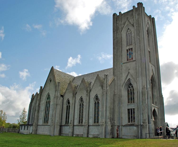 Gotiska kyrkan