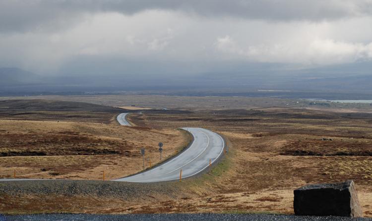 Isländsk landskap