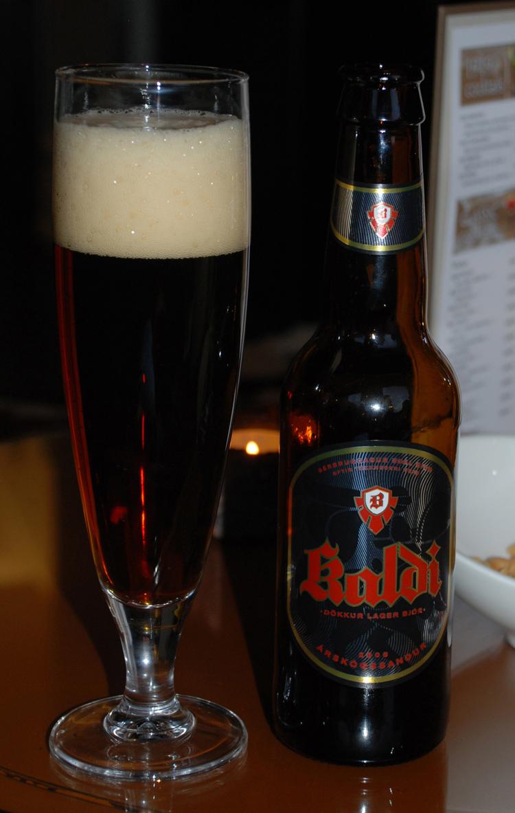 God isländsk öl