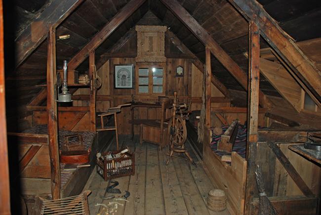 19th century home