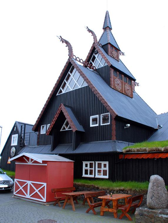 Hafnafjordur -  Island