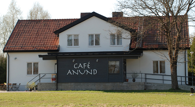 Anunds hög, Västerås.