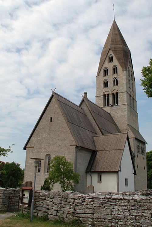 Tingstäde kyrka, Gotland