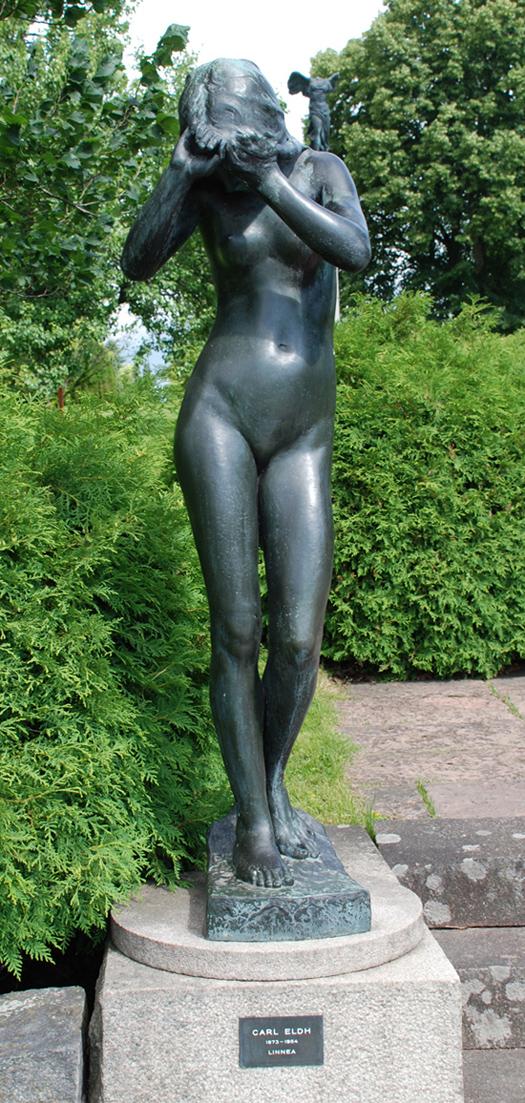 """Linnea"", av Carl Eldh."