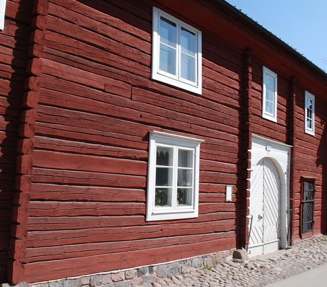 Bergströmska gården, Torshälla