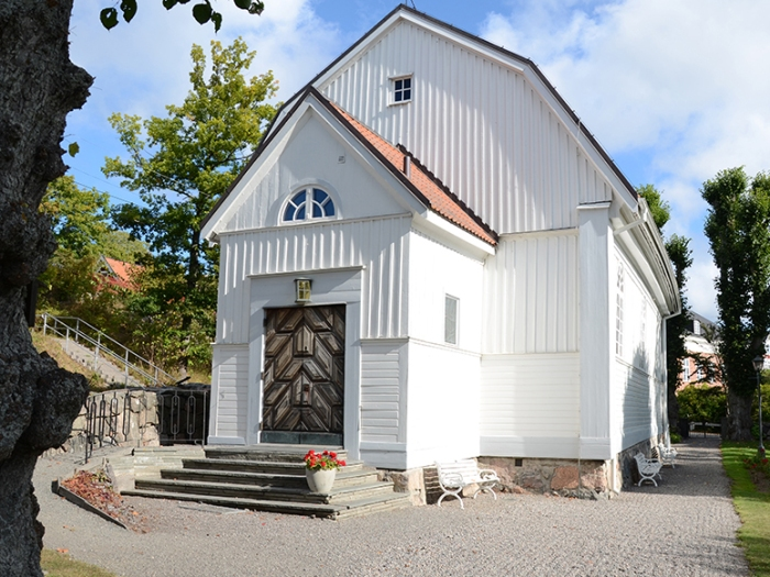 Dalarö kyrka