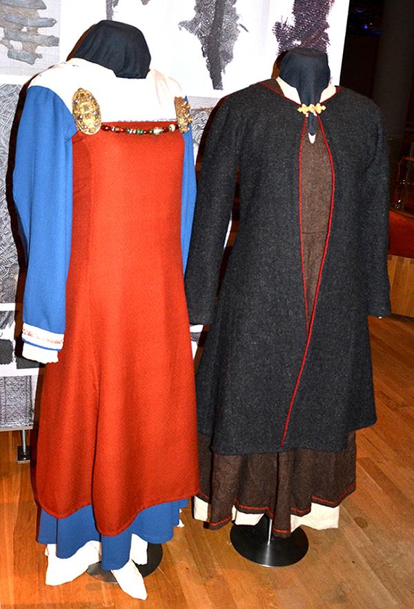 07860a9d87bf Vikingatida klädsel – Kulturbilder