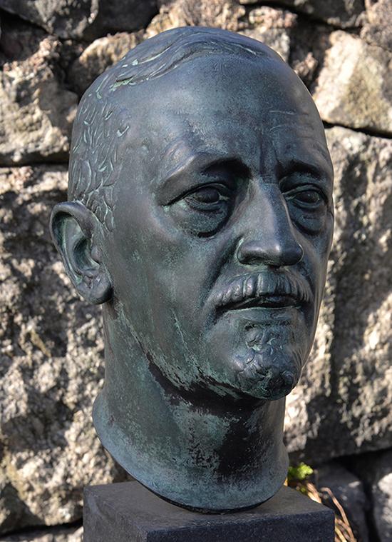 Edvard Henke, 1917
