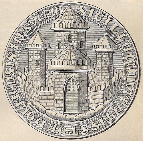 Stockholms stads sigill