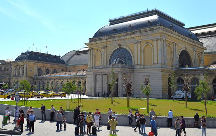 Del av Centralstationen