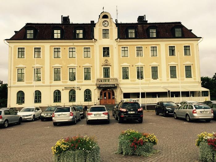 Eksjö stadshotell är ett klassiskt och väl fungerande hotell