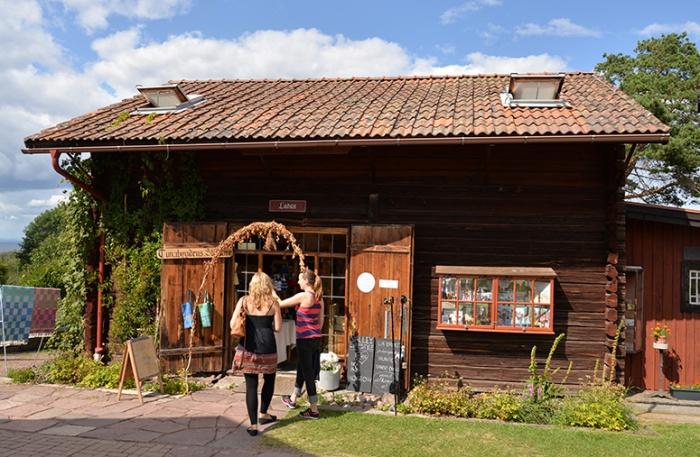 Butiken i Tällberg