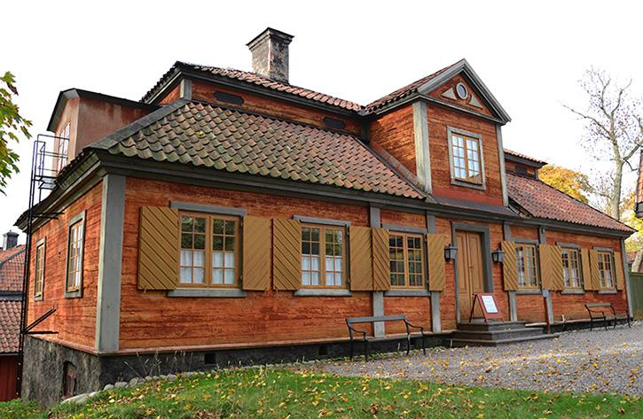 Huset Jakobsberg på Skansen