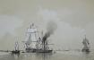 Inloppet till Carlskrona 1800-talet