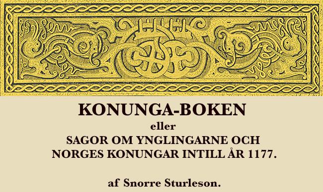 konungaboken-snorre-sturleson
