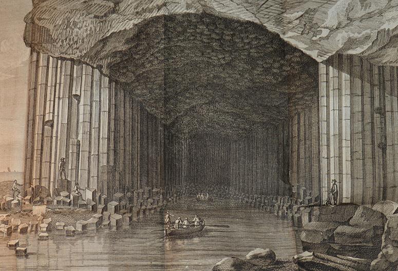 Fingals grotta på Staffa