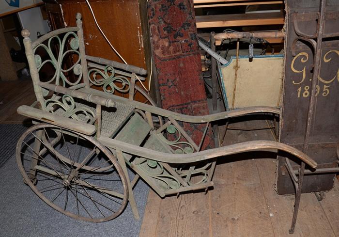 Barnvagn från ca 1890-1910
