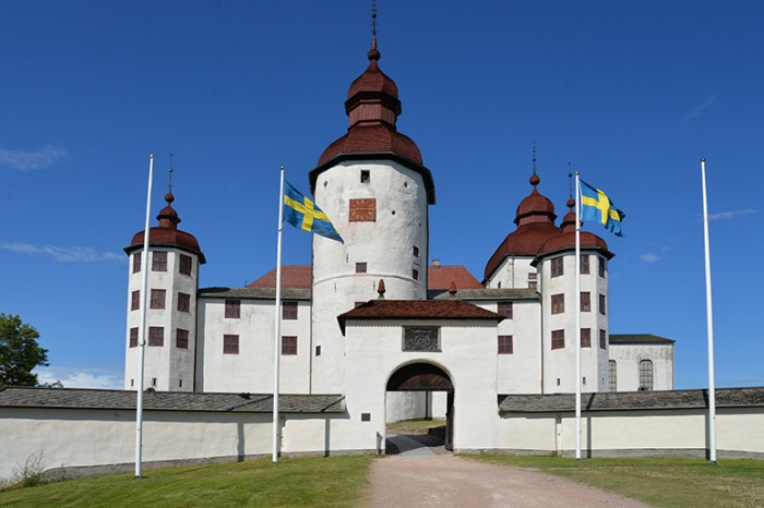 Läckö slott 2015