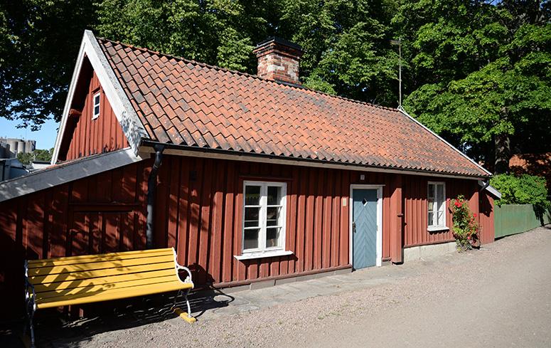 "Hus Nr 11 ""Källbergs-Kjellens"""