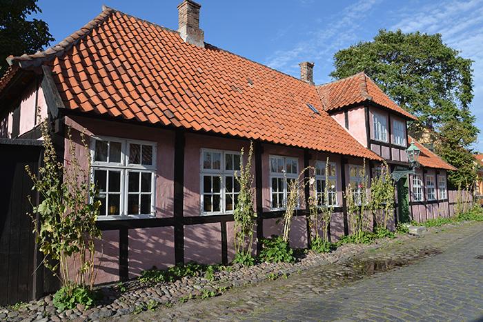 Erichsens gård i Rönne