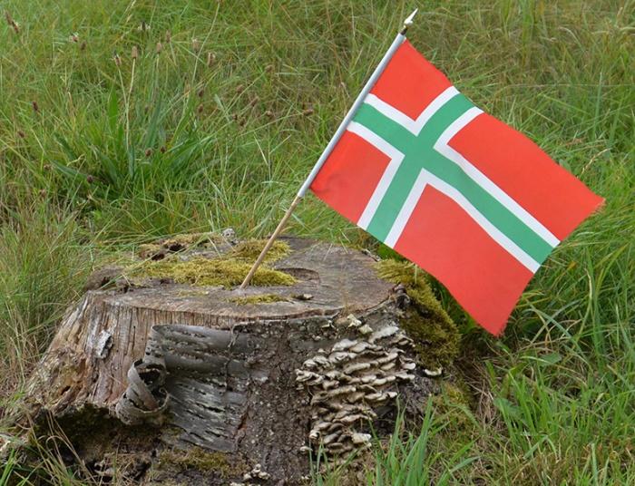 Bornholms flagga