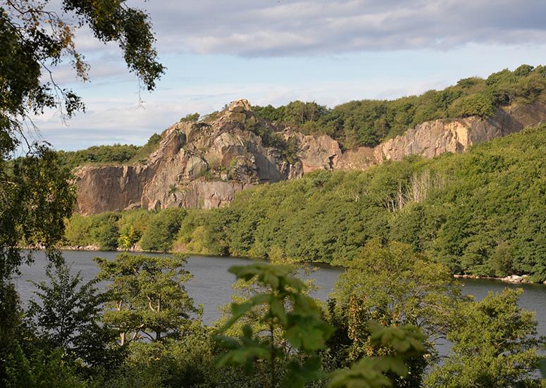 Stenbrottet nära Sandvig