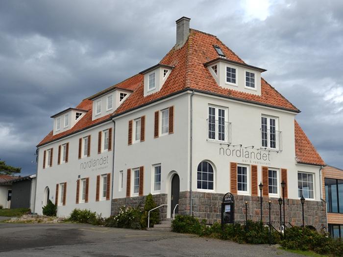 Hotell Nordlandet i Sandvig