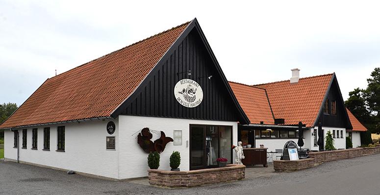 Restaurang i Snogebaek