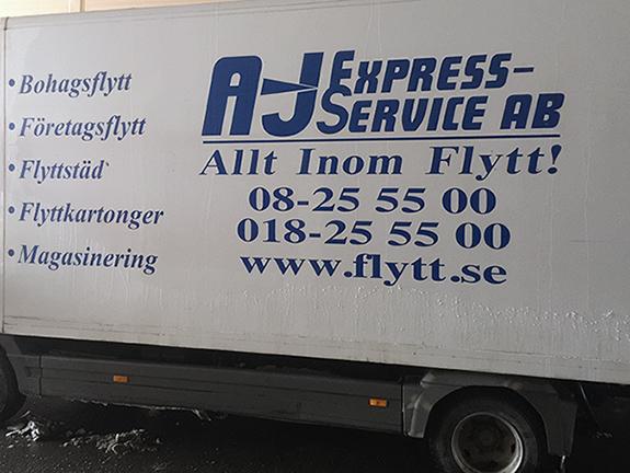 aj-express-service-ab-sollentuna