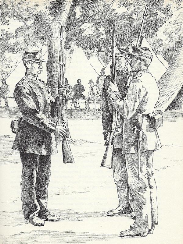Krig-soldaterT